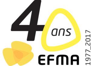EFMA Logo 40 ans